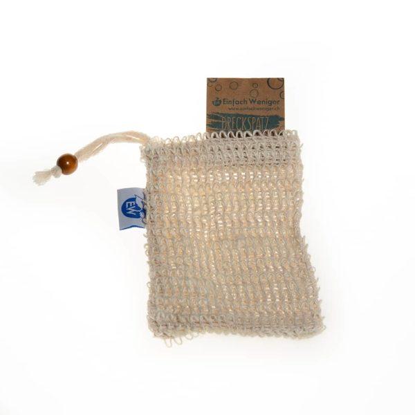 Produktfoto des Seifensäckchens Dreckspatz