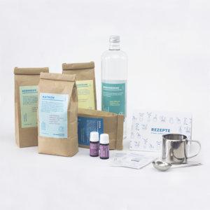 Sauberkasten Basis DIY Reinigungsmittel