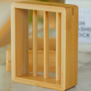 Seifenschale aus Moso Bambus