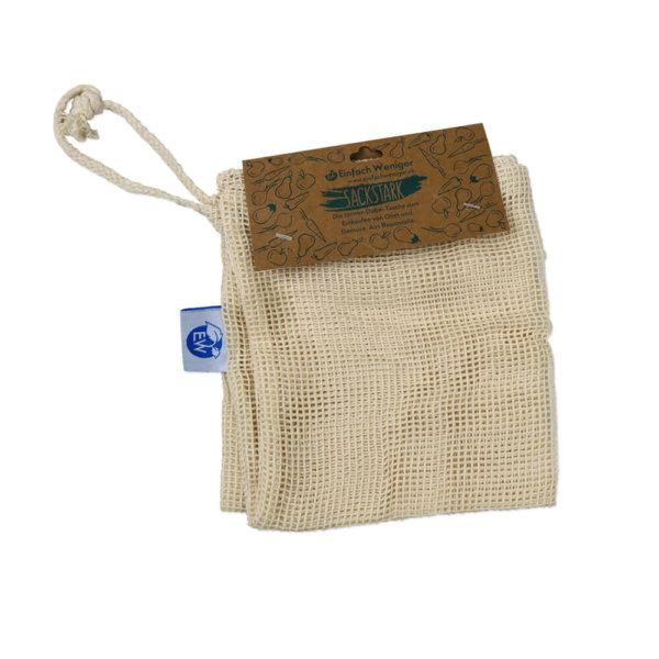 Sackstark Einkaufsbeutel Einkaufstasche aus Baumwolle