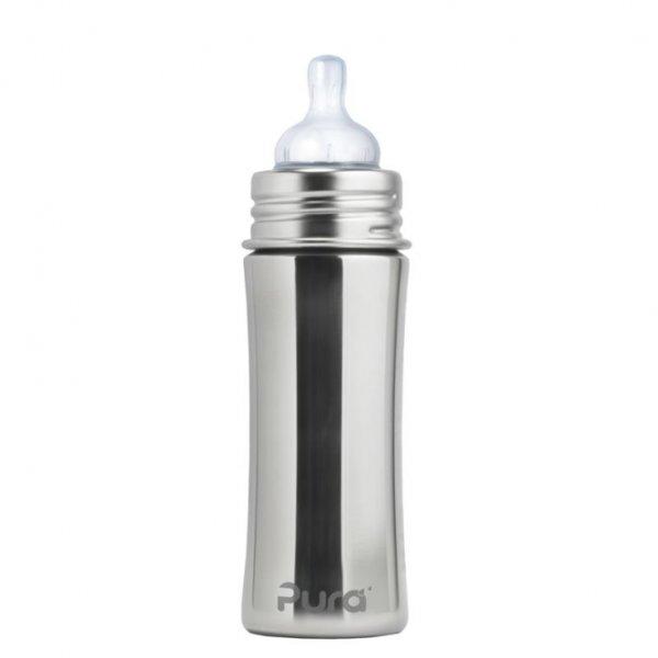 Pura Babyflasche Weithalssauger
