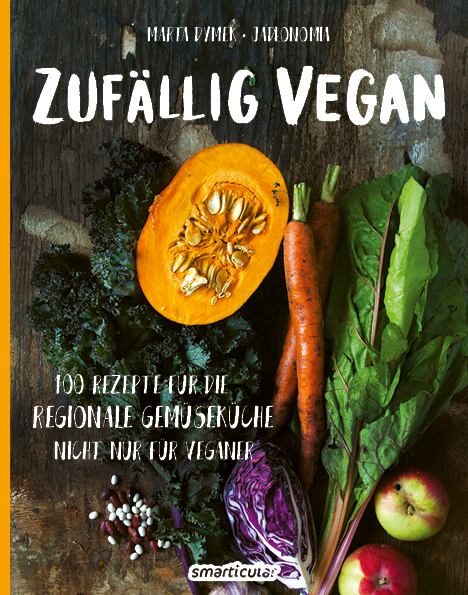 Zufaellig vegan vegane Kueche Kochbuch