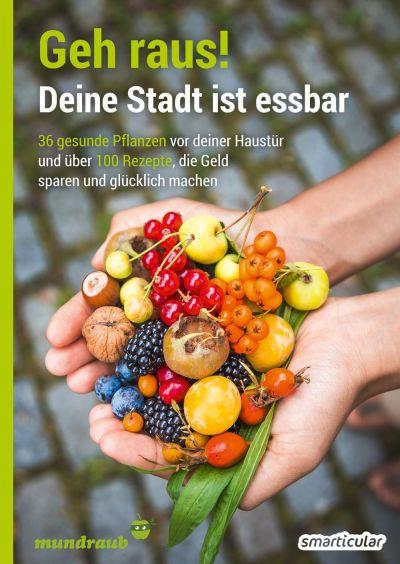 Deine Stadt ist essbar Buch Rezepte mit heimischen Pflanzen
