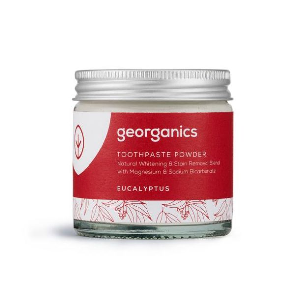 Produktfoto von Toothpaste Powder von georganics