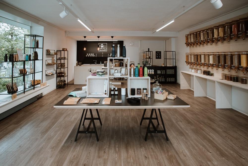 Foto des Ladengeschäfts von Füllbar