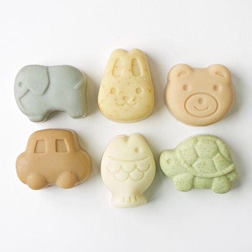 Produktfoto der Kids Collection von Circle Soaps