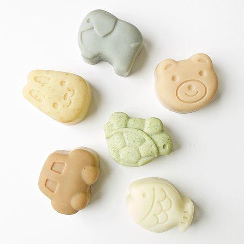 Produktfoto der Kids' Collection von Circle Soaps