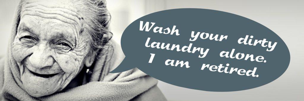 Wäsche waschen Schmuckbild