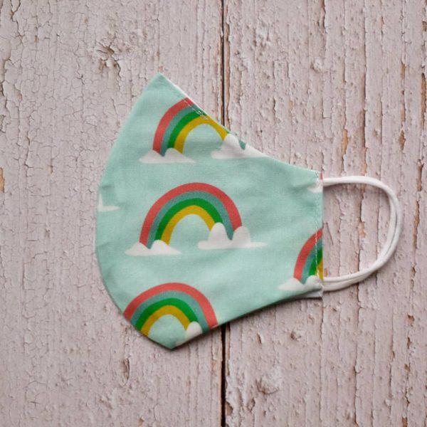 Produktfoto für eine Stoffmaske