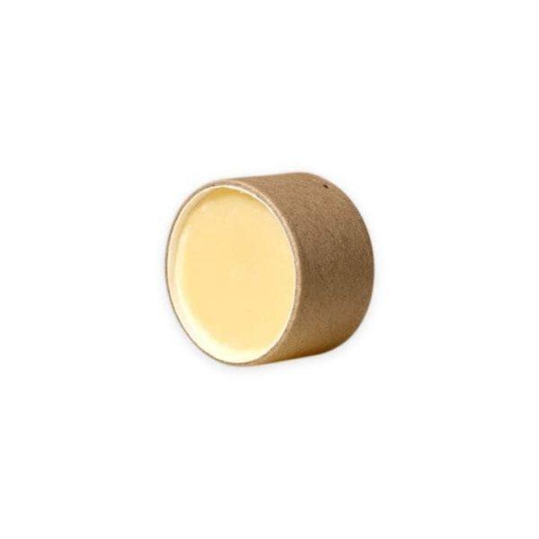 Bild der Lippenpflege im Tiegel Limette
