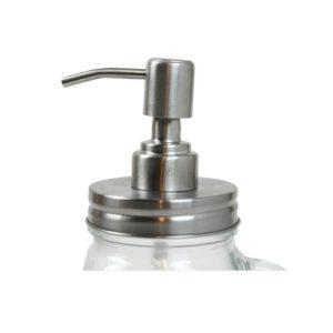 Produktfoto Seifenspender-Deckel für Mason Jars