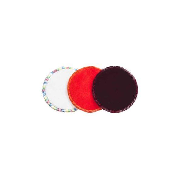Farbbeispiele für die Stilleinlagen aus Stoff