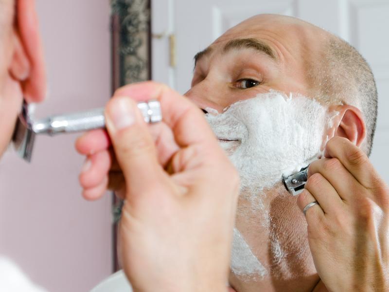 Mann rasierer intimbereich feitercyafor: Männer