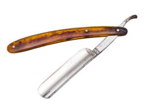 Klassisches Rasiermesser